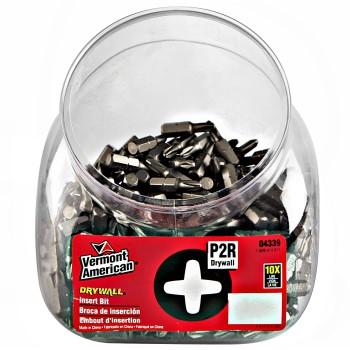 """Bosch/Vermont American 04339 Drywall Bit Jar, # 2 Phillips ~ 1"""""""