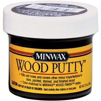Wood Putty, Natural Pine ~ 3.75 oz