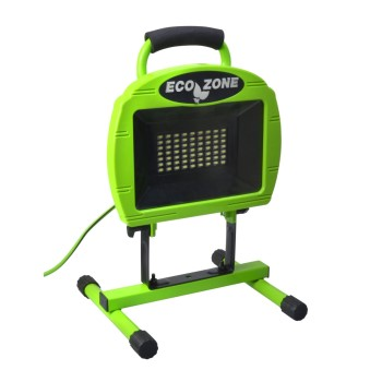 Eco-Zone Portable Work Light, 63 LED's