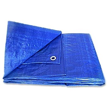 Multiple Use Blue Tarp ~ 10 ft. x 12 ft.