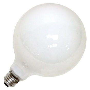 GE 36193 Moonglow Globe Bulb, 75 watt