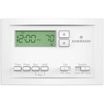 White Rodgers P210 Program Thermostat