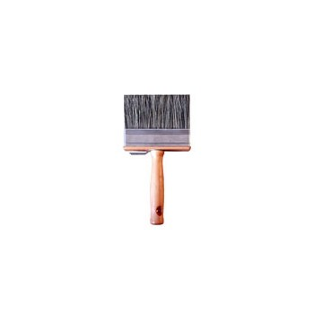 Proform Tech  CBH6.0B Blockhead Brush, Stainer ~ 6""