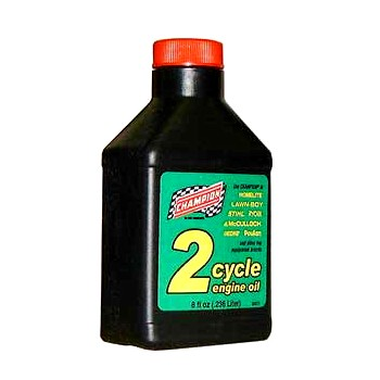 Engine Oil for 2 Cycle Engines, 8 ounce