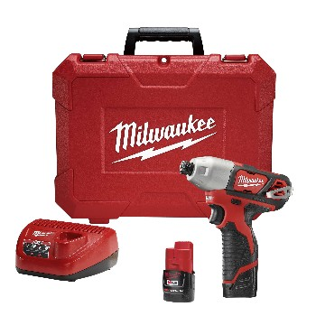 Milwaukee 2462-22 Impact Driver Kit ~ M-12