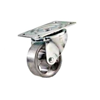 Swivel Wheel Caster,  Semi-Steel ~  2.5""