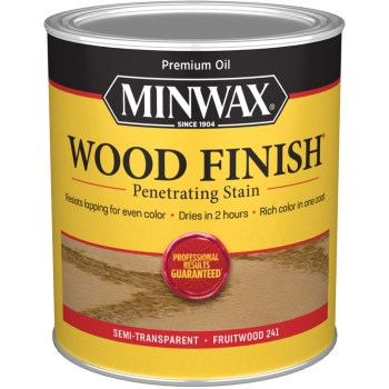 Wood Finish ~ Fruitwood,  Quart