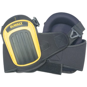 Kneepads, DeWalt Branded Pro  Black/Yellow