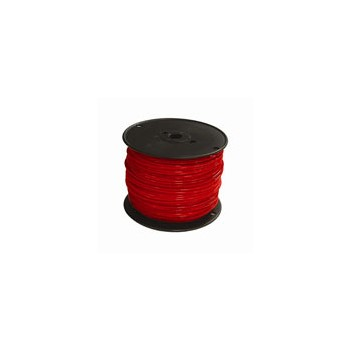 Southwire 22966658 THHN Single Conductor Wire, Red #12~ 500 ft.