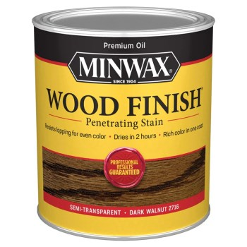 Wood Finish, Dark Walnut ~ Gallon
