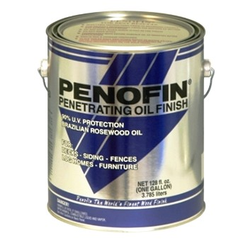 Penofin F5ECLGA  Blue Label Penetrating Oil, Clear ~ Gallon
