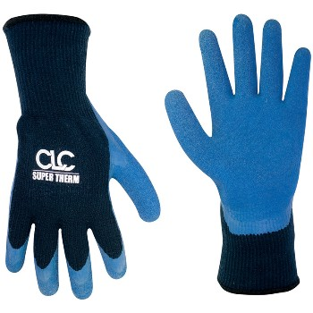 Lg Thermlined Grip Glove