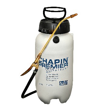 Poly Sprayer, Premier XP ~ 2 Gallon Capacity