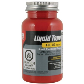 Red Liquid Elec Tape