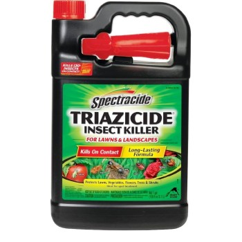 Spectracide HG-10525 Triazicide Insect Killer for Lawns & Landscapes  ~ Gallon