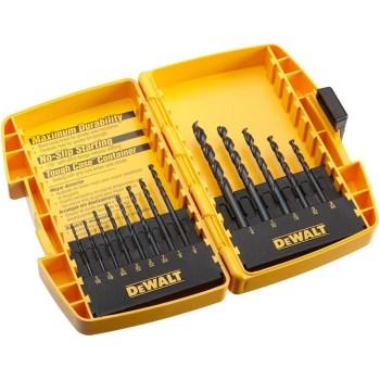 DeWalt DW1163 Oxide Drill Bits Set