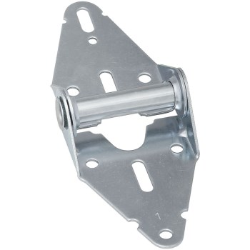 Galvanized Hinge, Visual Pack 7608 #1 14 ga