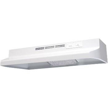 "Air King Ventilation  660232K Range Hood, Ductless White ~ 30"" W 660232K"
