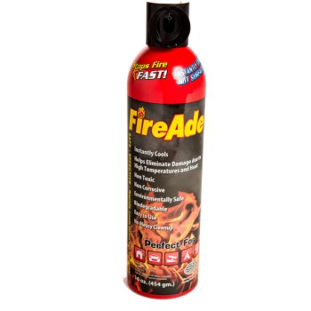 Fire Service Plus 16FA2K-12PDQ Fireade Aerosol
