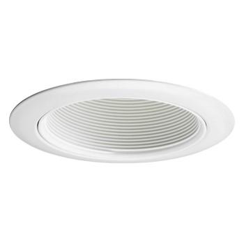 "Cooper Lighting/Regent 310W Coilex Baffle, White ~ 6"""