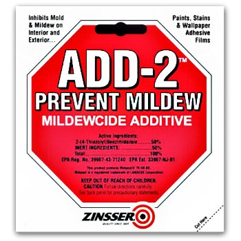 ADD-2 Mildewcide Additive for Paint ~ 50 Grams