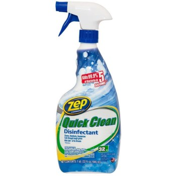 Amrep/ZEP ZUQCD32 Qck Clean Disinfectant