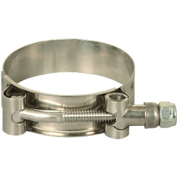 "T Bolt Hose Clamp ~ 2 3/16"" x 2 1/2"""