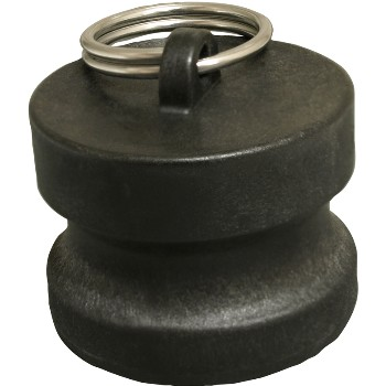 Poly Cam Dust Plug Fitting, Part DP ~ 2""