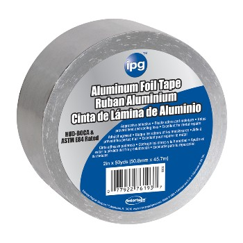 Intertape 91412 2x10yd Alum Foil Tape 91412