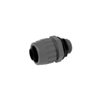 Straight Connector, Liquid Tight 1/2 inch