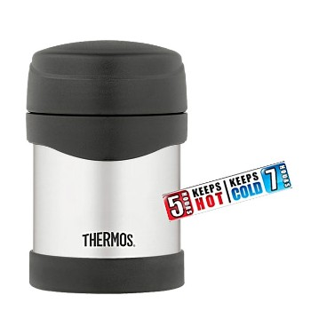 Thermos 2330TRI6 Compact Food Jar, Stainless Steel ~ 10 oz