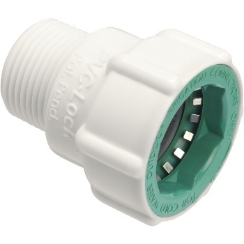 Orbit Irrigation  34778 3/4x3/4 Lock Adapter
