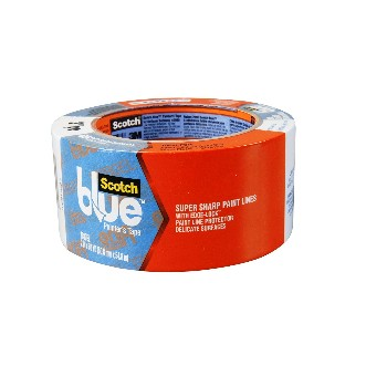 "3M 051131797505 Safe Release Blue Tape ~ 2"" x 60 yds"