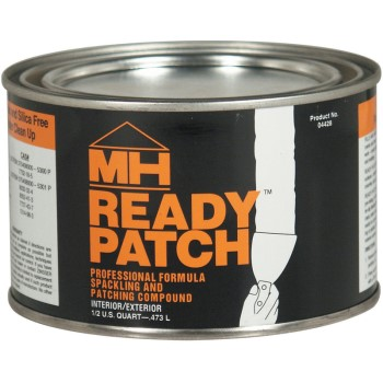 Rust-Oleum 4428 Pt Ready Patch Spackle