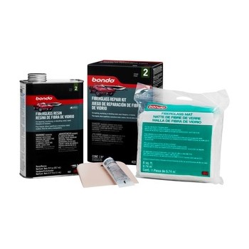 3M 422 Fiberglass Resin Repair Kit