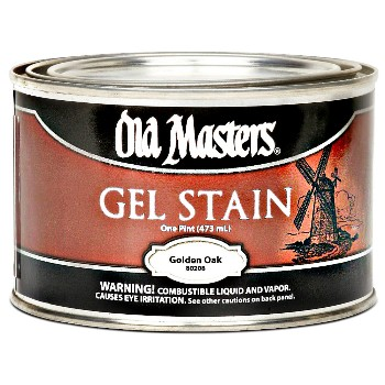 Gel Stain, Golden Oak ~ Pint