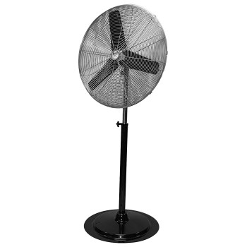 Ventamatic HPVF 30 YIKE MAXXAIR Yoke Pedestral Fan ~ 30""