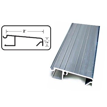 Buy The M D Blg Prods 66311 Aluminum Sill Extender In