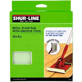 Shur-Line 1791258 Stain Pad Refill
