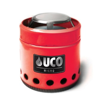Micro Candle Lantern, Red