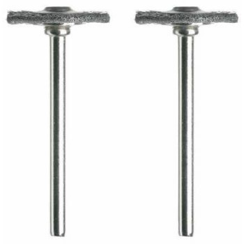 2pk 3/4 Steel Brush
