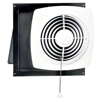 Broan/Nutone 507 Bath Fan - Chain Operated  Wall Vent Fan - 250CFM