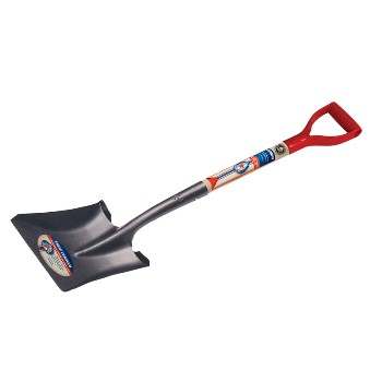 "30""  Square Shovel /D-Handle"