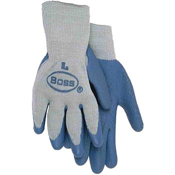 Med Rubber Palm Glove