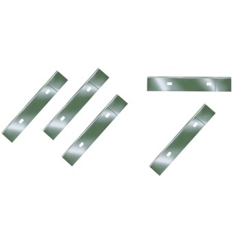 Allway 07025 Glass and Tile Scraper Blades