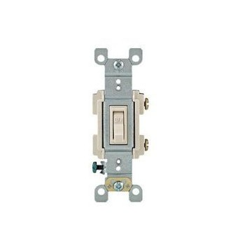 Toggle Quiet Switch ~ Light Almond