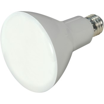 LED Reflector Replacment BR30 Bulb, Warm White  ~ 8 Watt