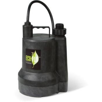 1/6hp Submersible Pump