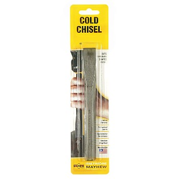 "Cold Chisel ~ 1/4"" x 5"""