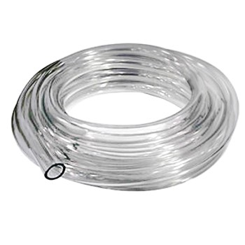 "Clear Vinyl Tubing for Potable Water ~ 5/8"" OD"